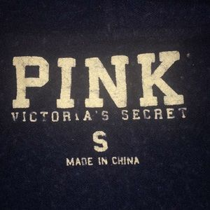 Victoria's secret Pink wool jacket